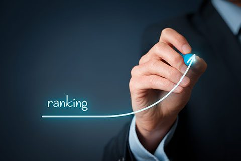 ranking increase
