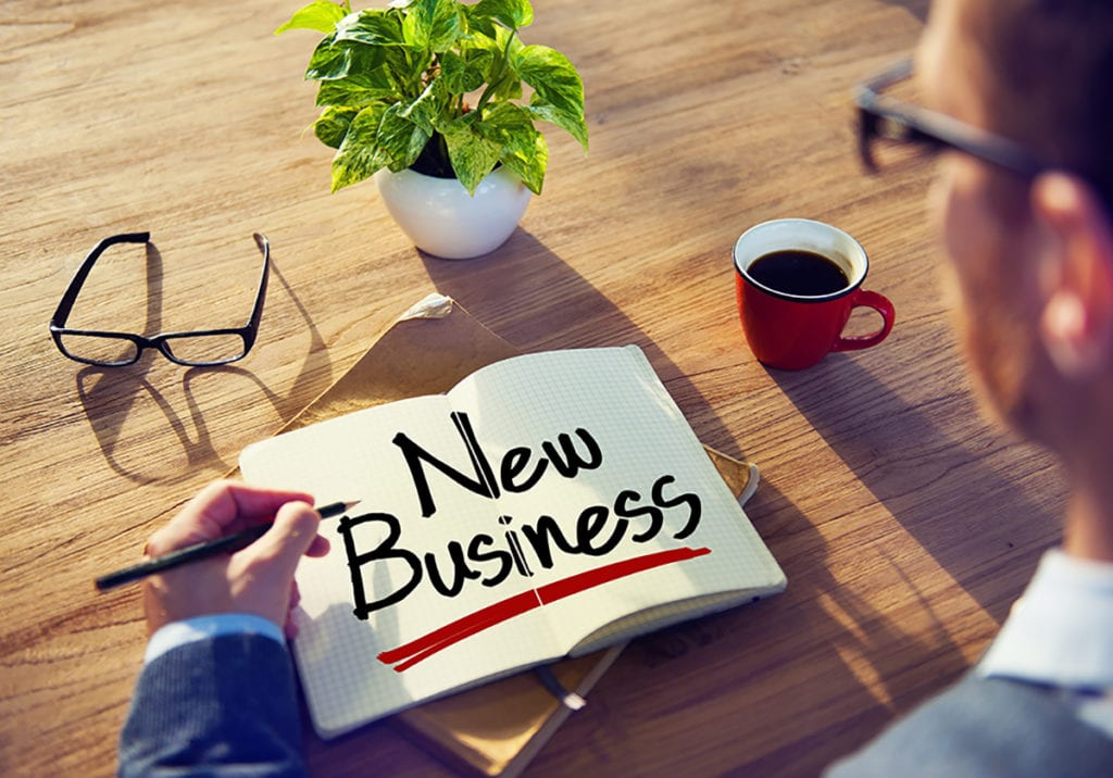 Start a New Business Today